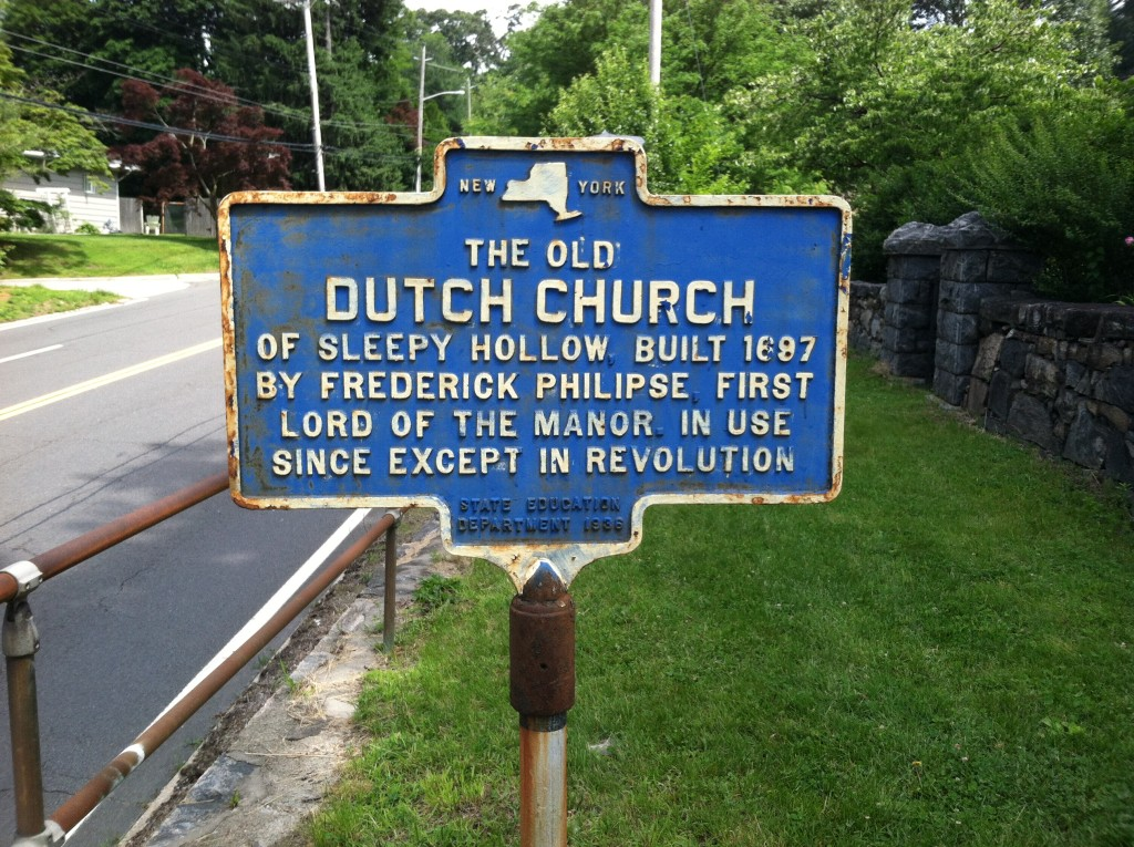 Dutch-Church-Sign