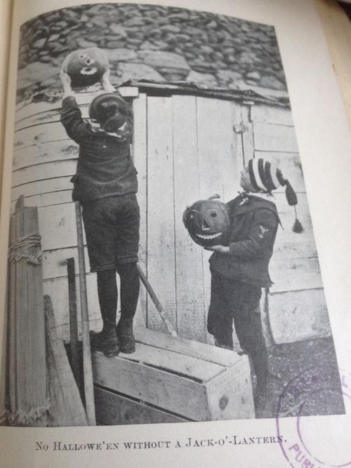 Jack O Lantern 1919