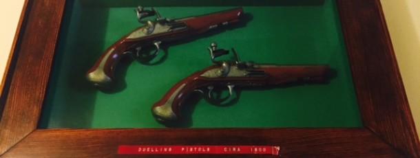 Burr Pistols