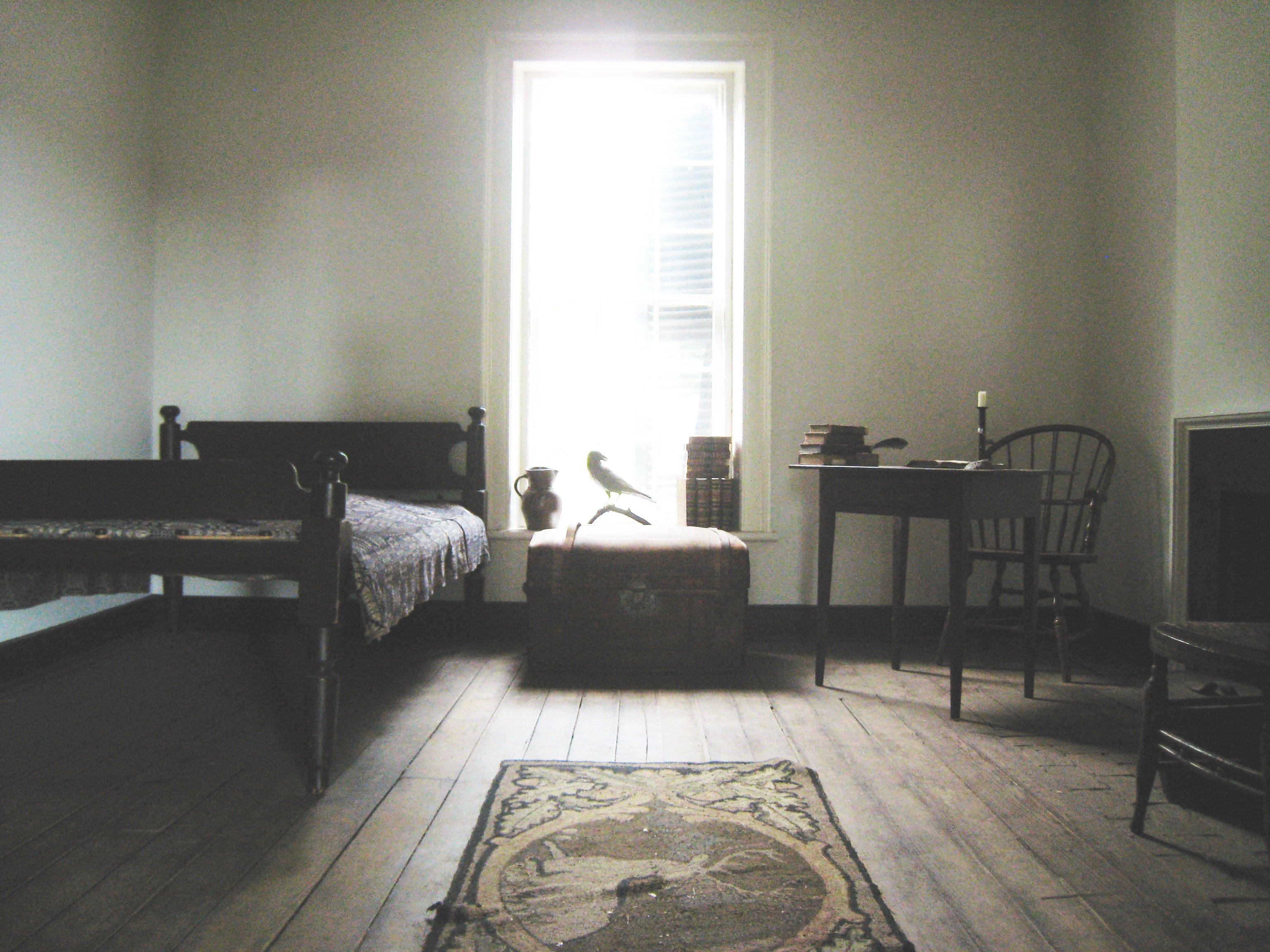 Poe Room University of Virginia