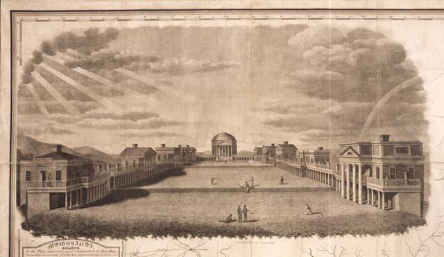 University of Virginia 1820s